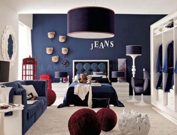 kids bedroom ideas Blue Bedroom Ideas for Boys red-white-and-blue-denim-themed-boys-room blue bedroom ideas Blue Bedroom Ideas for Boys kids bedroom ideas Blue Bedroom Ideas for Boys red white and blue denim themed boys room 600x460