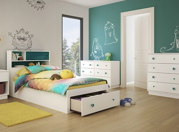 Modern Kids Bedroom Ideas Perfect for Both Girls and Boys ➤ Discover the season's newest designs and inspirations for your kids. Visit us at kidsbedroomideas.eu #KidsBedroomIdeas #KidsBedrooms #KidsBedroomDesigns @KidsBedroomBlog kids bedroom ideas Modern Kids Bedroom Ideas Perfect for Both Girls and Boys Amazing Modern Kids Bedroom Decor Ideas Perfect for Both Girls and Boys 3 600x442