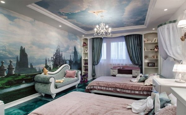 Top 10 Wonderland Kids Bedroom Ideas That Will Inspire You ➤ Discover the season's newest designs and inspirations for your kids. Visit us at kidsbedroomideas.eu #KidsBedroomIdeas #KidsBedrooms #KidsBedroomDesigns @KidsBedroomBlog