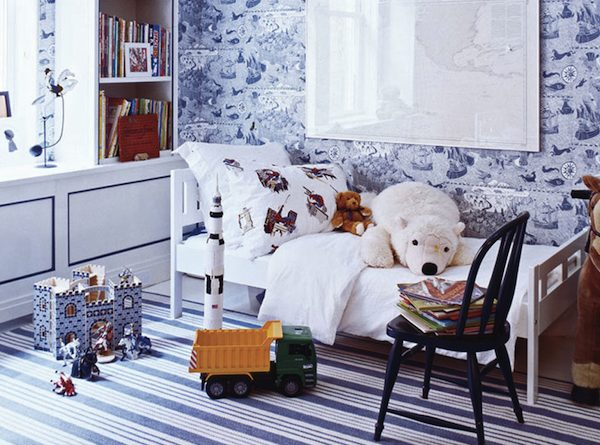 10 Boys Bedroom Ideas That Your Little Man Will Love ➤ Discover the season's newest designs and inspirations for your kids. Visit us at www.kidsbedroomideas.eu #KidsBedroomIdeas #KidsBedrooms #KidsBedroomDesigns @KidsBedroomBlog boys bedroom ideas 10 Boys Bedroom Ideas That Your Little Guy Will Adore 10 Boys Bedroom Ideas That Your Little Man Will Love 600x445