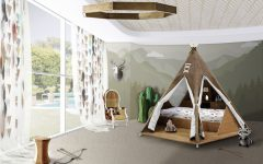Coolest Teepee Kids Bedroom Ideas For Your Children's Favorite Spot ➤ Discover the season's newest designs and inspirations for your kids. Visit us at www.kidsbedroomideas.eu #KidsBedroomIdeas #KidsBedrooms #KidsBedroomDesigns @KidsBedroomBlog