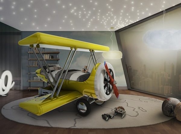 Kids Bedroom Furniture: Meet the Super Cool Sky B Plane Bed by CIRCU ➤ Discover the season's newest designs and inspirations for your kids. Visit us at www.kidsbedroomideas.eu #KidsBedroomIdeas #KidsBedrooms #KidsBedroomDesigns @KidsBedroomBlog kids bedroom furniture Kids Bedroom Furniture: Meet the Super Cool Sky B Plane Bed by CIRCU Kids Bedroom Furniture Meet the Super Cool Sky B Plane Bed by CIRCU 600x445