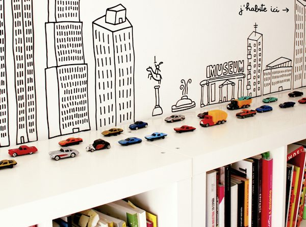 Tips and Tricks: 7 Clever Ways to Display Your Kids' Books ➤ Discover the season's newest designs and inspirations for your kids. Visit us at www.kidsbedroomideas.eu #KidsBedroomIdeas #KidsBedrooms #KidsBedroomDesigns @KidsBedroomBlog ways to display your kids' books Tips and Tricks: 7 Clever Ways to Display Your Kids' Books Tips and Tricks 7 Clever Ways to Display Your Kids Books 600x446