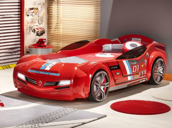Kids Bedroom Furniture: Car-Shaped Beds ➤ Discover the season's newest designs and inspirations for your kids. Visit us at www.kidsbedroomideas.eu #KidsBedroomIdeas #KidsBedrooms #KidsBedroomDesigns @KidsBedroomBlog car-shaped beds Kids Bedroom Furniture: Car-Shaped Beds Kids Bedroom Furniture Car Shaped Beds Cover 600x445