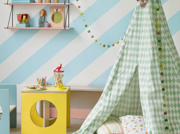 Wall Paint Ideas Kids Bedroom