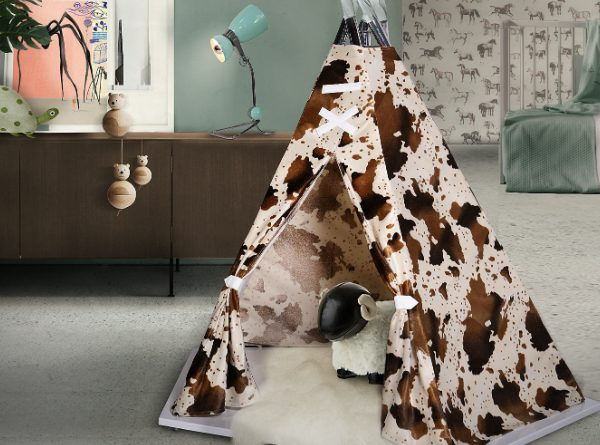 Teepee Style Room Décor Children Will Love ➤ Discover the season's newest designs and inspirations for your kids. Visit us at www.kidsbedroomideas.eu #KidsBedroomIdeas #KidsBedrooms #KidsBedroomDesigns @KidsBedroomBlog teepee style room décor Teepee Style Room Décor Children Will Love Teepee Style Room D  cor Children Will Love Cover 600x445