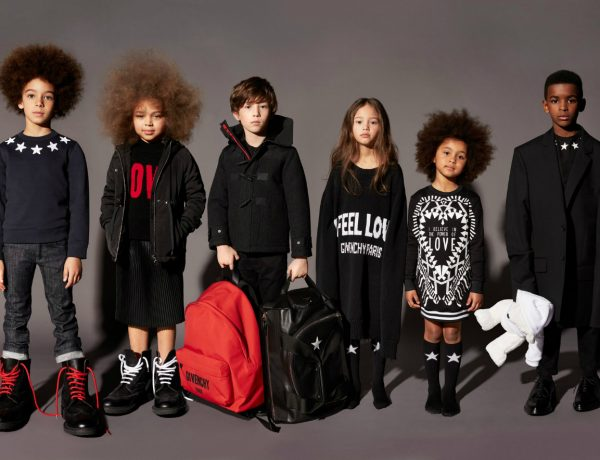 Hubert de Givenchy Hubert de Givenchy Last Kids Fashion Collection is Just Perfect 5bbfef22ebaa5ba9 GIVENCHY KIDS WINTER 17 3 600x460