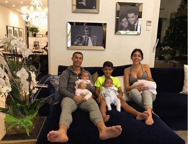Celebrity Babies: Cristiano Ronaldo and Georgina's Nursery Room Celebrity Babies Celebrity Babies: Cristiano Ronaldo and Georgina's Nursery Room Celebrity Babies Cristiano Ronaldo and Georginas Nursery Room 2 600x460
