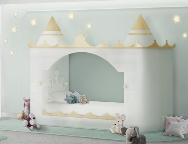 Creative Bedroom Decors Cool Creative Bedroom Decors that Your Kid Will Love Cheeky Kids Bedroom Decor Themes for Extra Creative Parents 4 600x460
