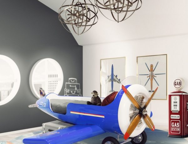 Awesome Colourful Kids Bedroom Ideas For Your Creative Little Ones isaloni 2018 Going To Isaloni 2018? Then You Don't Want to Miss This! Awesome Colourful Kids Bedroom Ideas For Your Creative Little Ones 7 600x460
