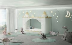 We Give You 5 Good Reasons to Visit Circu's Stand at Isaloni 2018 kids bedroom furniture Kids Bedroom Furniture: Be Amazed by these Adorable Princess Beds kings queens castle ambience circu magical furniture 02 240x150