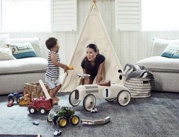 Celebrity Homes: Lucy Liu's Kids Playrom is Perfect for Everyone Celebrity Homes Celebrity Homes: Lucy Liu's Kids Playroom is Perfect for Everyone Celebrity Homes Lucy Lius Kids Playrom is Perfect for Everyone 5 600x460