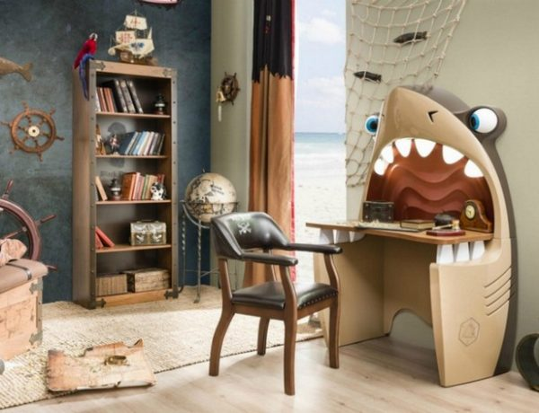 Upgrade You Kids Bedroom Decor With These Awesome Desks