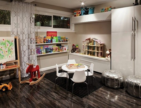 How to turn Your Basement into a Hip Kids Play Room Kids Play Room How to turn Your Basement into a Hip Kids Play Room How to turn Your Basement into a Hip Kids Play Room 1 600x460