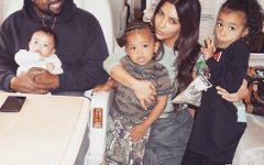 Kim Kardashian Get Inspired By Kim Kardashian's Nursery Room for Chicago West kanye west kim kardashian chicago saint north 240x150