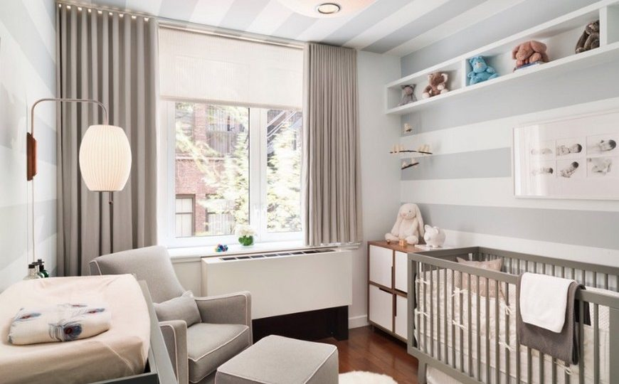 Kids Bedroom Ideas 7 Awesome Nursery Room Ideas to Get You Inspired 4 870x540