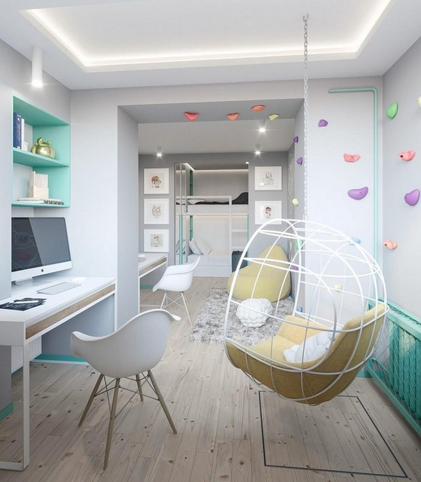 Children's Bedroom Ideas - A Scandinavian Kids Room In Kiev scandinavian kids room Children's Bedroom Ideas – A Scandinavian Kids Room In Kiev Childrens Bedroom Ideas A Scandinavian Kids Room In Kiev 8
