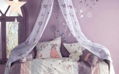 Teenage Girl Bedroom Ideas - Let Purple Rain on their Decor