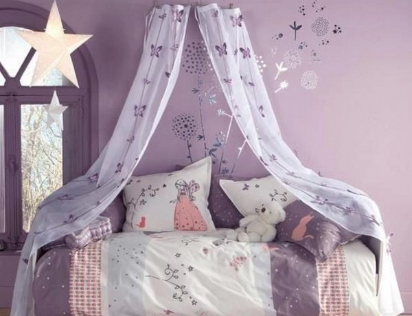 Teenage Girl Bedroom Ideas - Let Purple Rain on their Decor teenage girl bedroom ideas Teenage Girl Bedroom Ideas – Let Purple Rain on their Decor Teenage Girl Bedroom Ideas Let Purple Rain on their Decor 4 600x460