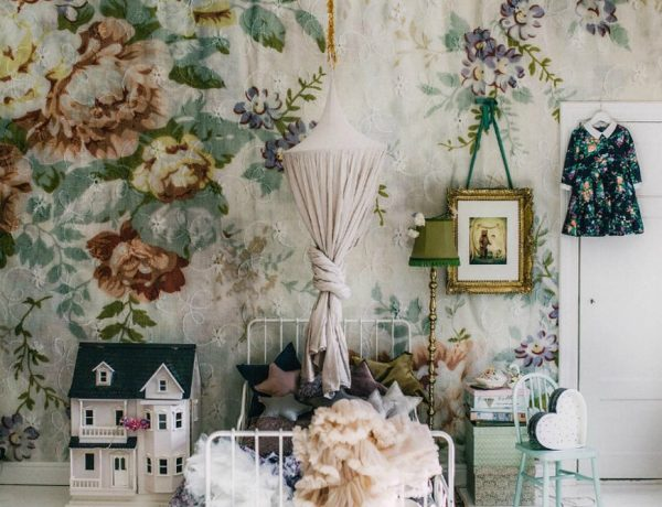 Floral Kids Bedroom Decor Is one of the Strongest Spring Trends 2019 Spring Trends 2019 Floral Kids Bedroom Decor Is one of the Strongest Spring Trends 2019 Floral Kids Bedroom Decor Is one of the Strongest Spring Trends 2019 2 600x460