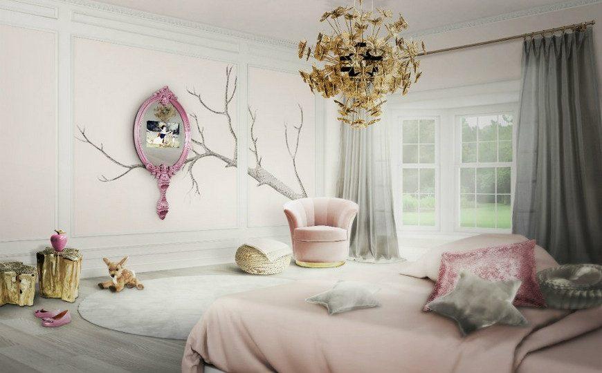 Kids Bedroom Ideas 5 Modern Chandeliers Ideas to Upgrade Your Kids Bedroom Decor 3 870x540