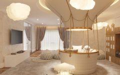 Interior Design - A Luxury Villa in London with a Luxury Nursery