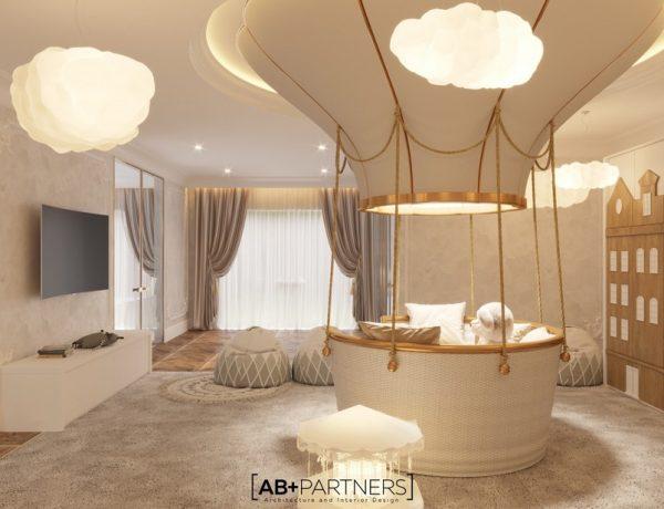 Interior Design - A Luxury Villa in London with a Luxury Nursery interior design Interior Design – A Luxury Villa in London with a Luxury Nursery Interior Design A Luxury Villa in London with a Luxury Nursery 3 600x460