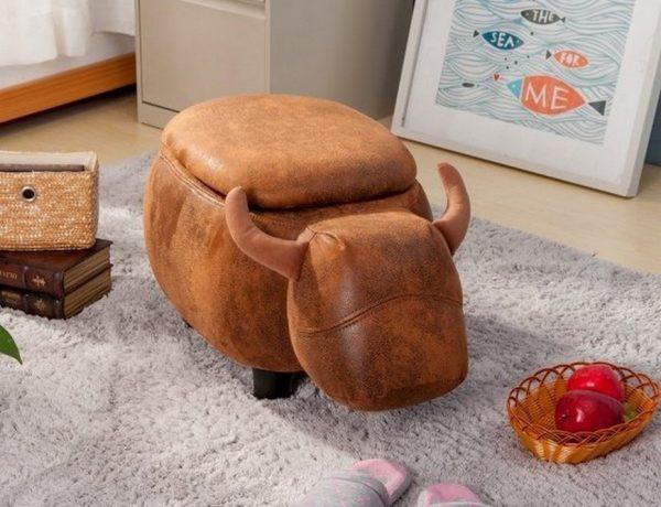 Kids Bedroom Trends 2019 - Animal-Shaped Setees kids bedroom trends 2019 Kids Bedroom Trends 2019 – Animal-Shaped Setees Kids Bedroom Trends 2019 Animal Shaped Setees 3 600x460