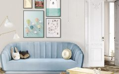 Metal Decorations for a stylish kids bedroom