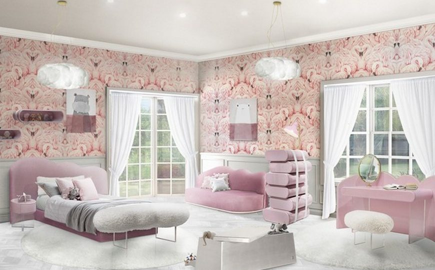 Kids Bedroom Ideas Kids Bedroom Trends 2019 Get Ready for Summer 2 870x540