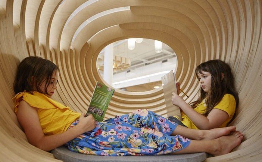 Kids Bedroom Ideas Bjarke Ingels Groups WeGrow School is Truly Awe Inspiring 2 870x540