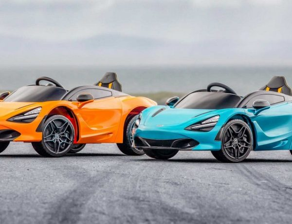 mclaren McLaren Launches 720S Model for Kids McLaren Launches 720S Model for Kids 5 600x460
