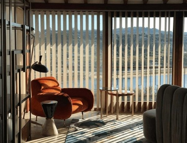 mid-century Mid-Century Invades the Douro Region With the New Covet Valley Mid Century Invades the Douro Region With the New Covet Valley 6 600x460