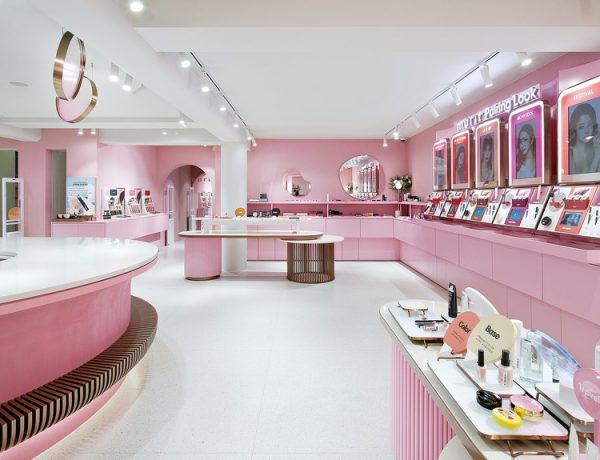 Kids Bedroom Inspirations – Pink Paradise of Villa de Murir Store Kids Bedroom Inspirations Pink Paradise of Villa de Murir Store 5 600x460