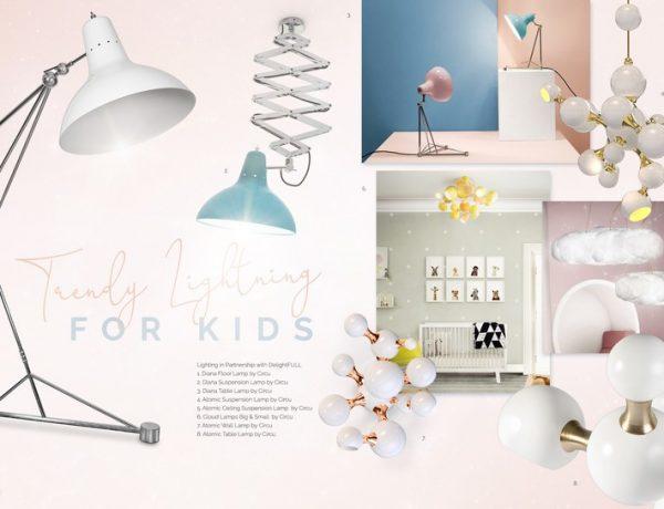 kids bedroom trends 2019 Kids Bedroom Trends 2019 – The Perfect Lighting for their Bedroom Kids Bedroom Trends 2019 The Best Lighting for Kids Spaces 5 600x460