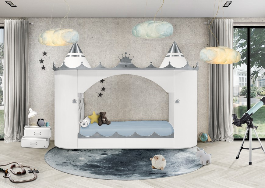 kids bedroom furniture Kids Bedroom Furniture – A Castle Bed Worthy of Royalty 5 Fairy Tale like Kids Bedroom Decors Youll Absolutely Love 5