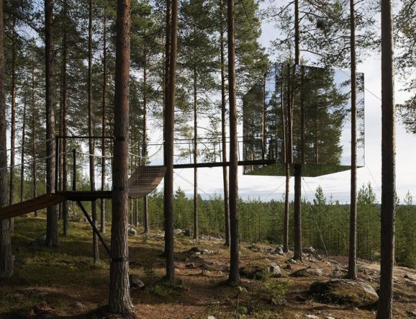 Treehouse Designs to Inspire You to Get Your Kids One 6 Amazing Treehouses To Inspire your Kids One 4 600x460