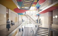 Kids Spaces Inspirations – An Amazing School By ODA The Beth Rivka School by ODA 4 240x150