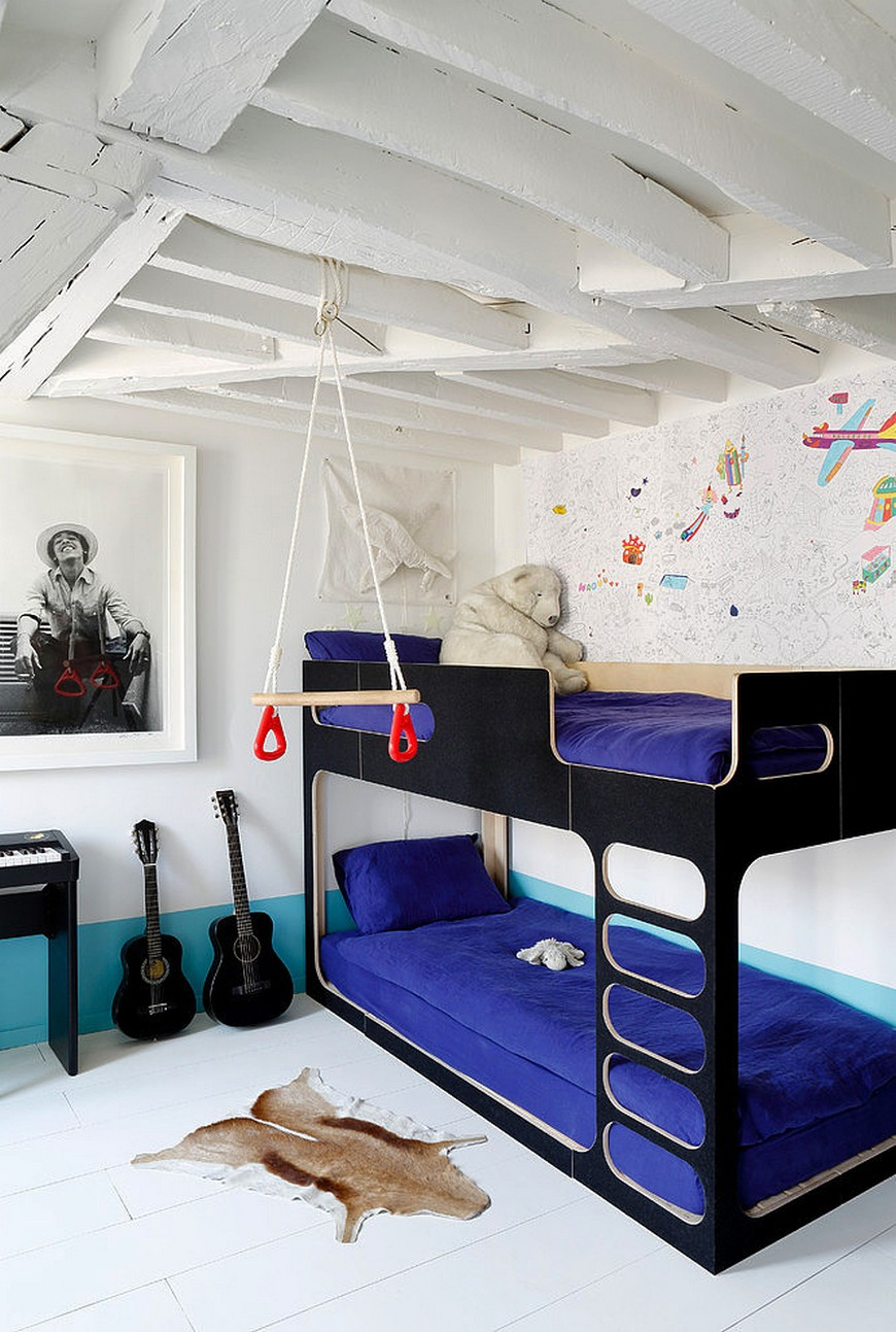 Blue Kids Bedrooms To Inspire You Today Blue Kids Bedrooms To Inspire You Today 1