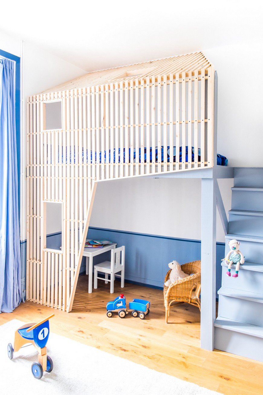 Blue Kids Bedrooms To Inspire You Today Blue Kids Bedrooms To Inspire You Today 4