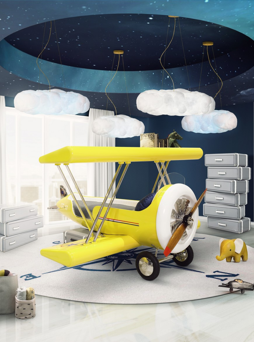 Blue Kids Bedrooms To Inspire You Today Blue Kids Bedrooms To Inspire You Today 5
