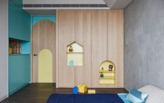 Interior Design Inspirations – Family Apartment by HAO Design Interior Design Inspirations Family Apartment by HAO Design 6 240x150