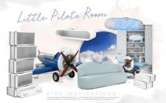 Kids Bedroom Decor Ideas – Aviation Theme Kids Bedroom Decor Ideas Aviation Theme 3 240x150