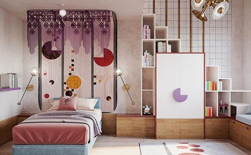 Kids Bedroom Ideas Kids Interior Designers Meet Art Group 1 870x540