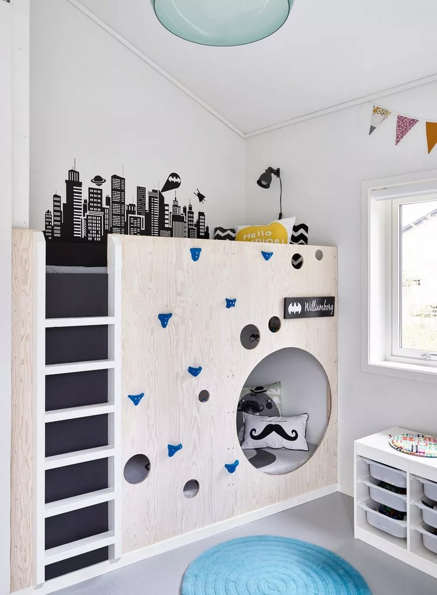 6 Creative Bedroom Decor Ideas For Boys 6 Creative Bedroom Decor Ideas For Boys 4