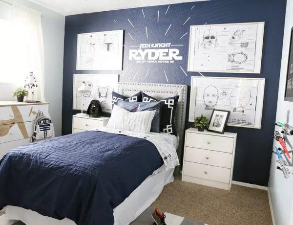 6 Creative Bedroom Decor Ideas For Boys 6 Creative Bedroom Decor Ideas For Boys 6 600x460