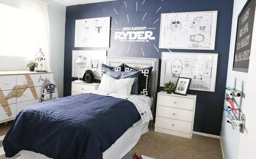 Kids Bedroom Ideas 6 Creative Bedroom Decor Ideas For Boys 6 870x540