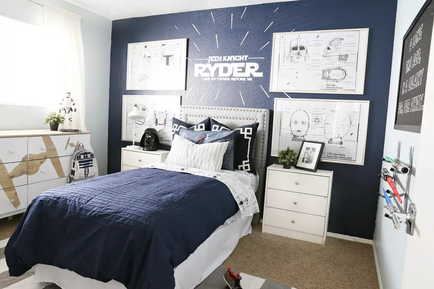 6 Creative Bedroom Decor Ideas For Boys 6 Creative Bedroom Decor Ideas For Boys 6
