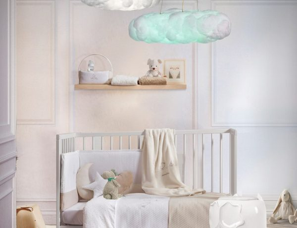 Kids Bedroom – 7 Incredible Nursery Ideas to Steal ASAP 8 Nursery Room Ideas for All Tastes 2 600x460