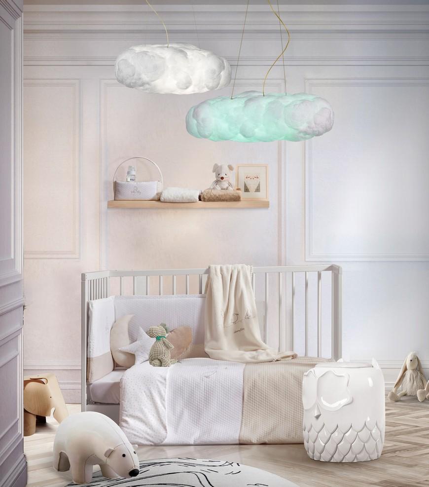 Kids Bedroom – 7 Incredible Nursery Ideas to Steal ASAP 8 Nursery Room Ideas for All Tastes 2